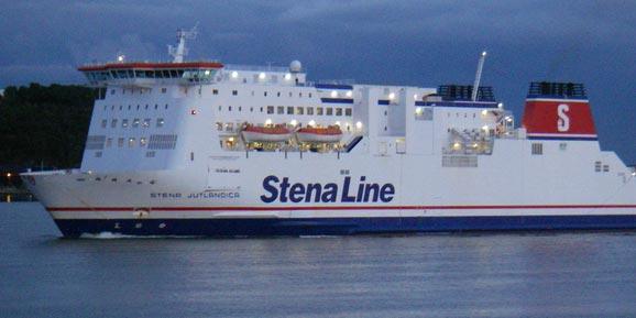 Stena line öppnar en flytande bordershop på linjen Karlskrona-Gdynia.